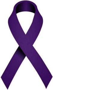 Alzheimers ribbon